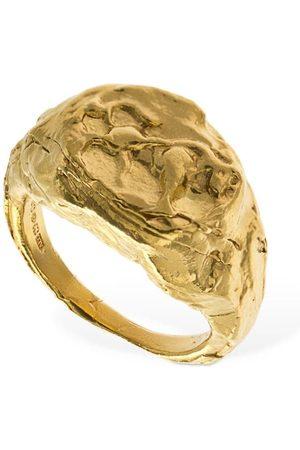 Alighieri Taurus Signet Ring