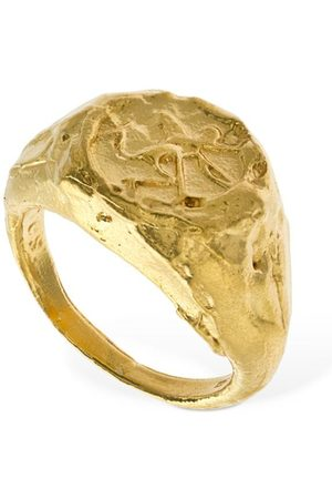 Alighieri Naiset Sormukset - Sagittarius Signet Ring