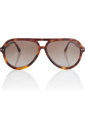 Isabel Marant Naya aviator sunglasses