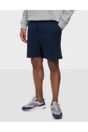JACK & JONES Miehet Shortsit - Jjibrink Sweat Shorts Gms Fu Shortsit Navy Blazer