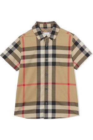 Burberry Vintage check-print shirt