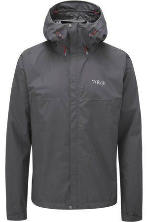 Rab Miehet Päällystakit - Downpour Eco Jacket Men L