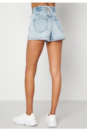 Miss Sixty JJ3340 Shorts Light Blue 28