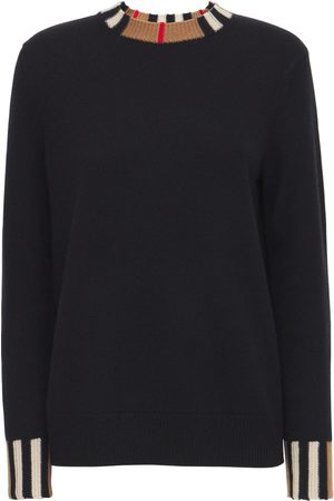 Burberry Naiset Neuleet - Eyre Cashmere Knit Sweater