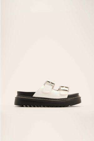 NA-KD Solki Sandaalit - White