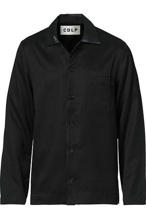 CDLP Home Suit Long Sleeve Top Black