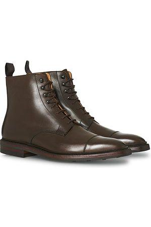 Crockett & Jones Miehet Nilkkurit - Northcote Boot Dark Brown Calf