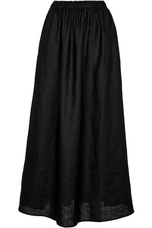 SIR Exclusive to Mytheresa – Blanche linen maxi skirt