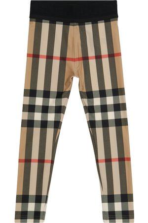 Burberry Vintage Check leggings