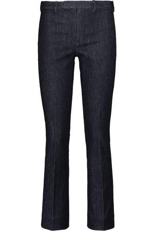 Max Mara Denimp mid-rise slim jeans