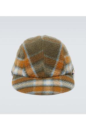 Marni Miehet Hatut - Checked wool hat