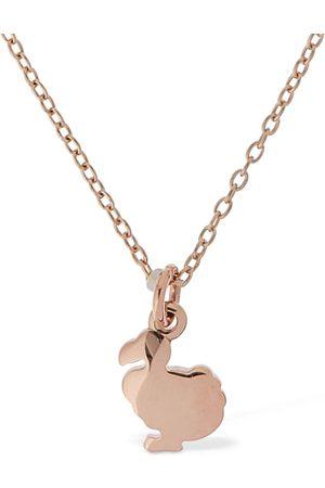 Dodo 9kt Mini Short Necklace