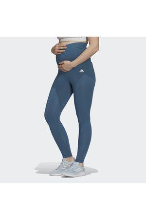 adidas Naiset Leggingsit - Essentials Cotton Leggings (Maternity)
