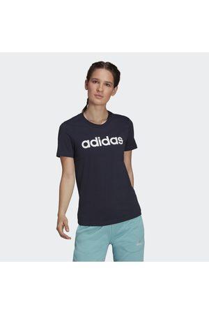 adidas LOUNGEWEAR Essentials Slim Logo Tee