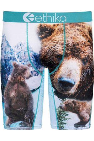 Ethika Miehet Bokserit - Brothers Bears Long Boxershorts