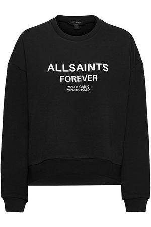 AllSaints Naiset Collegepaidat - Forever Lo Sweat Svetari Collegepaita