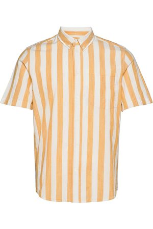 WoodWood Michael Wide Stripe Ss Shirt Lyhythihainen Paita