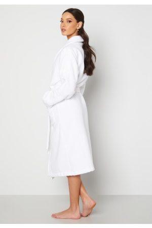 Calvin Klein Naiset Kylpytakit - CK Robe 100 White XS/S