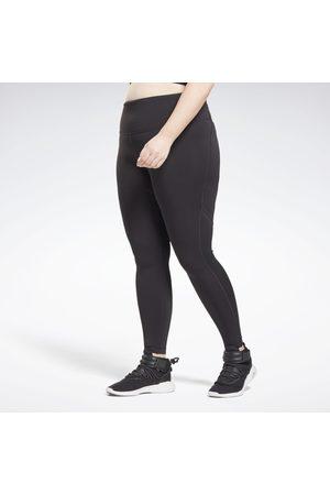 Reebok Naiset Leggingsit - Beyond The Sweat Leggings (Plus Size)