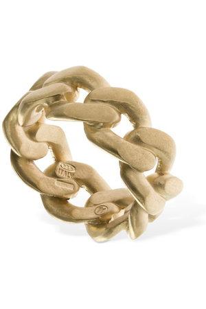 Maison Margiela Miehet Sormukset - Chained Band Ring