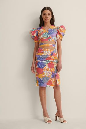 Curated Styles Rypytetty Halkiohame - Multicolor