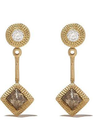 De Beers Naiset Nappikorvakorut - 18kt Talisman diamond detachable earrings