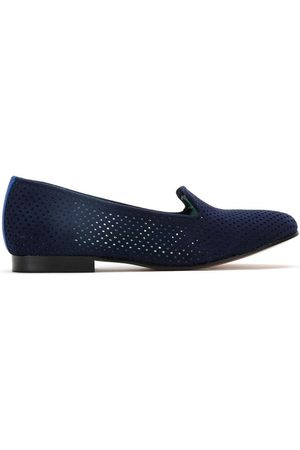 Blue Bird Shoes Suede loafers