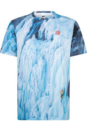Supreme T-paidat - X The North Face Climb T-shirt
