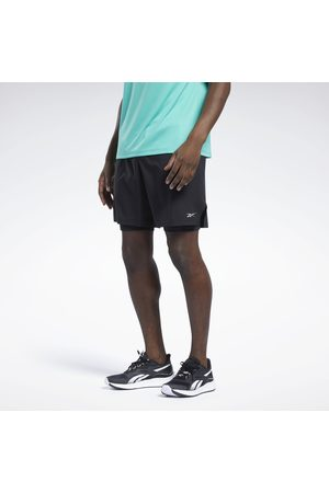Reebok Running Two-in-One Shorts