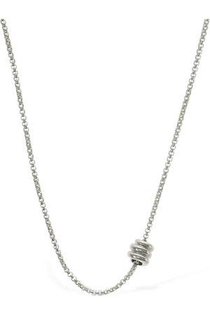 Dodo Sterling Nodo Long Necklace