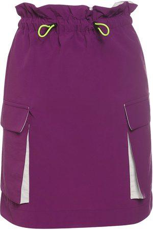 Kenzo Naiset Minihameet - Sport Nylon Mini Skirt