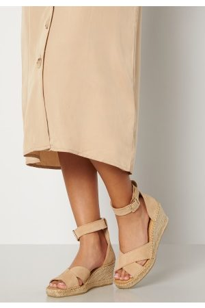 SELECTED Naiset Espadrillot - Esther Wedge Espadrilles Nomad 36