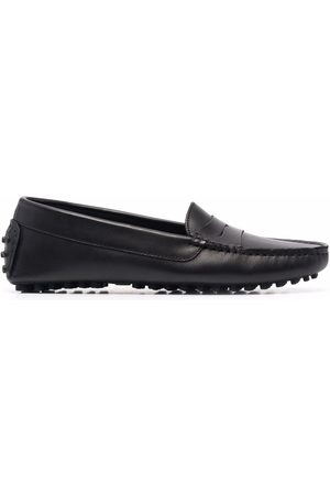 Scarosso Ashley leather loafers