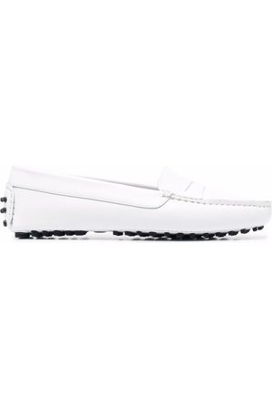 Scarosso Naiset Loaferit - Ashley leather loafers