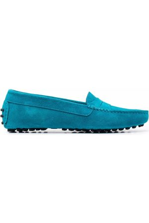 Scarosso Naiset Loaferit - Ashley suede loafers