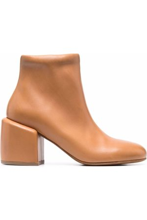 MARSÈLL Naiset Nilkkurit - Tondino 100mm ankle boots