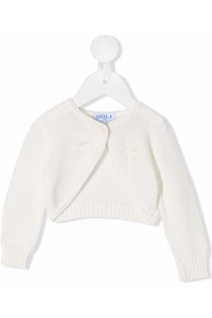SIOLA Neuletakit - Embroidered knitted cardigan