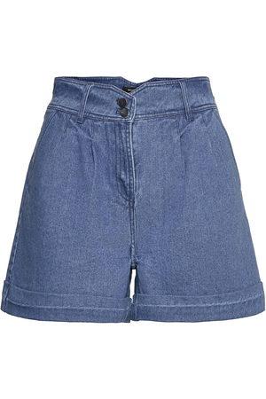 Bruuns Bazaar Broomrap Cabrine Shorts Shorts Denim Shorts