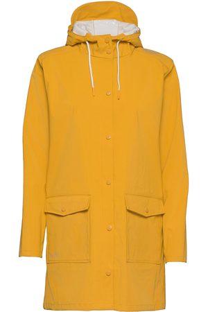 Weather Report Tass W Dull Pu Jacket W-Pro 5000 Outerwear Rainwear Rain Coats