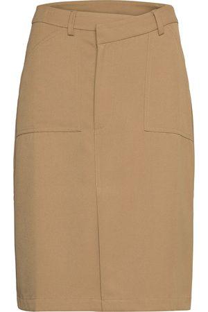 Norr Naiset Midihameet - Miller Skirt Polvipituinen Hame