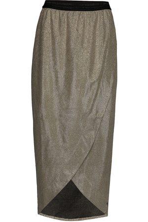Coster Copenhagen Skirt In Glitter Polvipituinen Hame