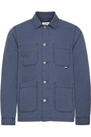 Farah Missoula Worker Jacket Farkkutakki Denimtakki Sininen