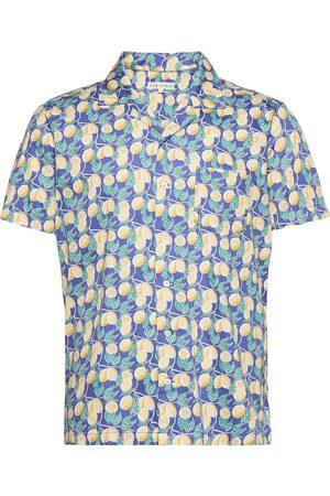 Far Afield Stachio S/S Shirt Lyhythihainen Paita