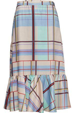 Gestuz Ambina Skirt Ms19 Polvipituinen Hame /Kuvioitu