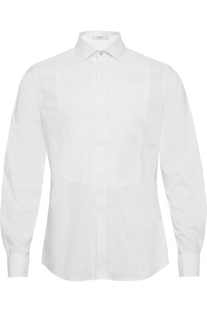 GANT G1. Tp Tuxedo Shirt Slim Spread Shirts Tuxedo Shirts