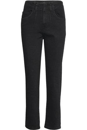 Norr Cody Hw Slim Fit Jeans Tiukat Farkut