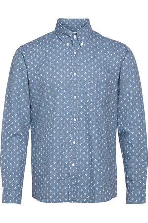 Far Afield Mod Button Down L/S Shirt Paita Rento Casual