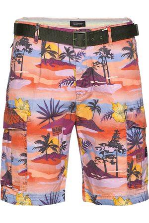 Scotch&Soda Shorts Cargo Shorts /Kuvioitu
