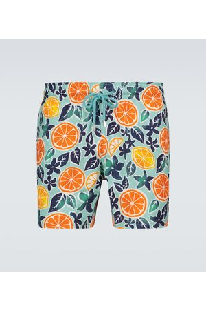 Vilebrequin Moorise printed swim shorts