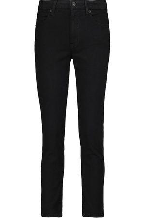 SLVRLAKE Lou Lou mid-rise slim jeans